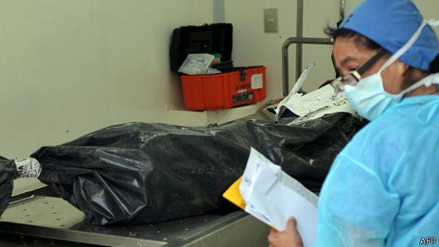 Decapitados en México, un drama casi cotidiano