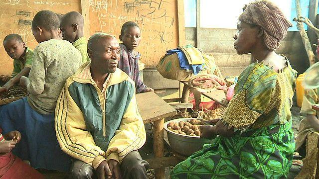 Беженцы в ДРК