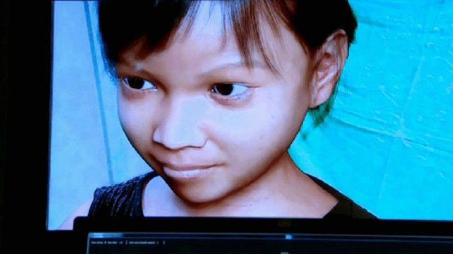 الطفلة المفترضة سويتي