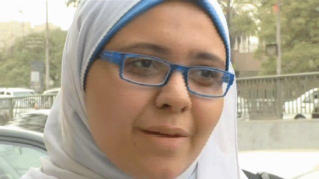 مواطنة مصرية
