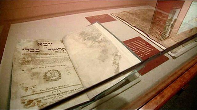 وثائق تظهر تاريخ اليهود في العراق