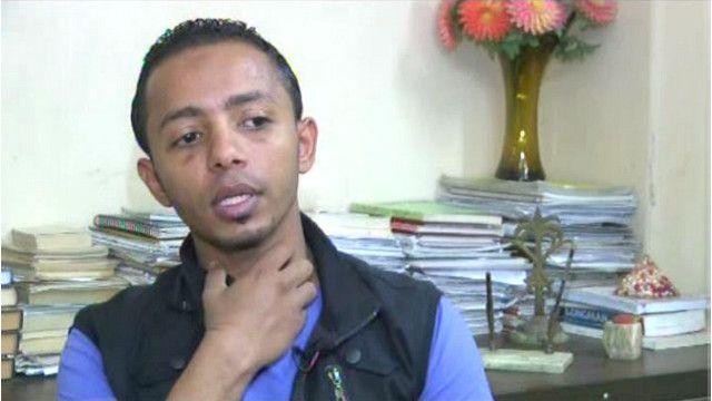 أسلم فتحي مندوب قناة إم بي سي مصر بالمنيا