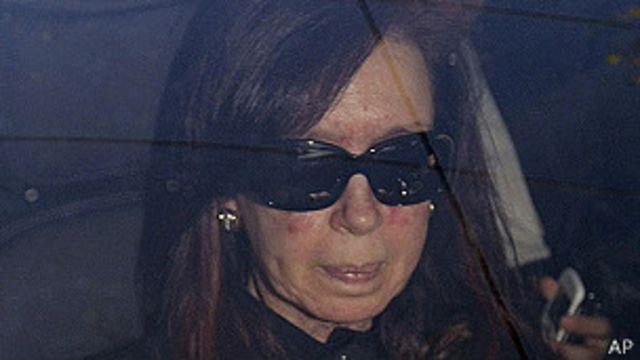 """Cristina Fernández """"en condiciones"""" de retomar actividades el lunes 18"""
