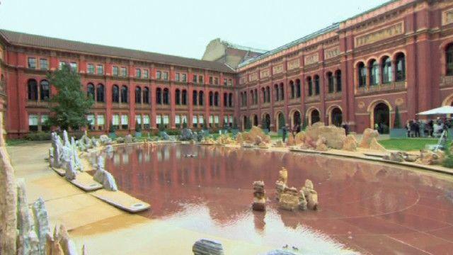 متحف فيكتوريا وألبرت في لندن