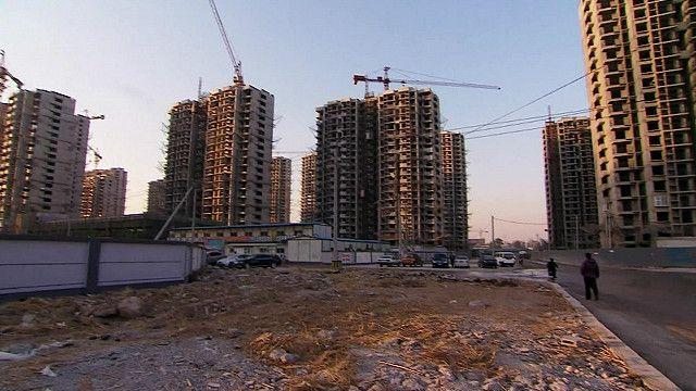 Новостройки в Китае