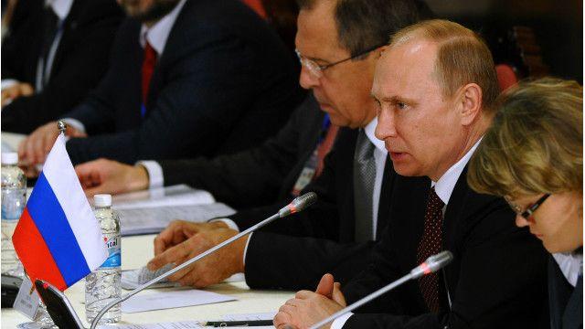 Tổng thống Nga Vladimir Putin thăm Việt Nam