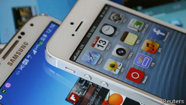 Apple y Samsung vuelven a medir fuerzas en la corte