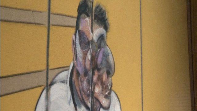 لوحة فرانسيس بيكون