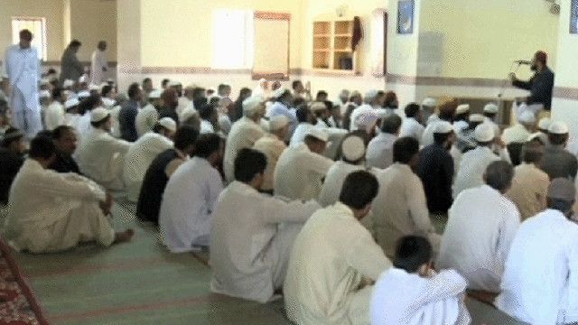 مسجد للسنة والشيعة في باكستان