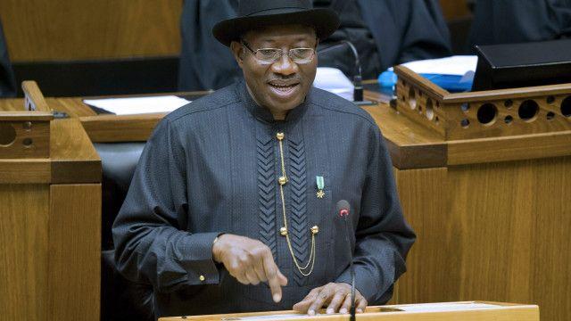 Shugaba Goodluck Jonathan ne ya ke jagorantar bukukuwan