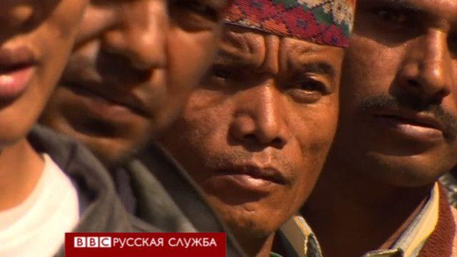 nepali workers