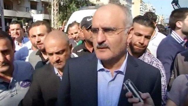 علي حسن خليل وزير الصحة اللبناني