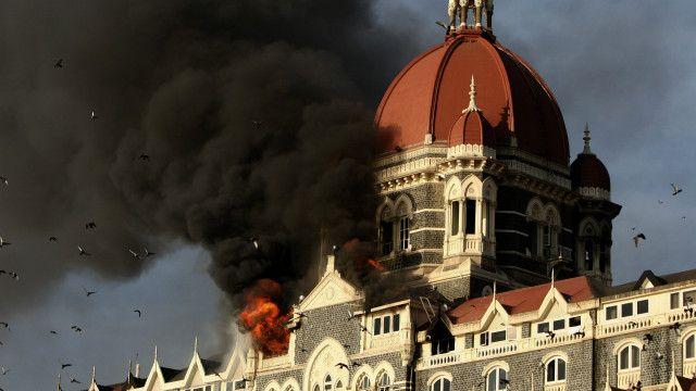 मुंबई हमलों के दौरान ताजमहल होटल