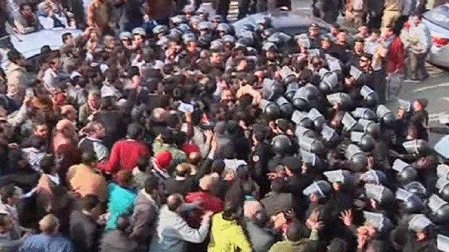مظاهرة في مصر