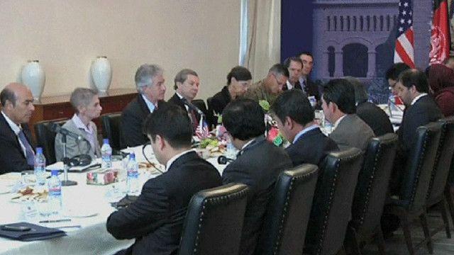 مفاوضون إيرانيون وأمريكيون