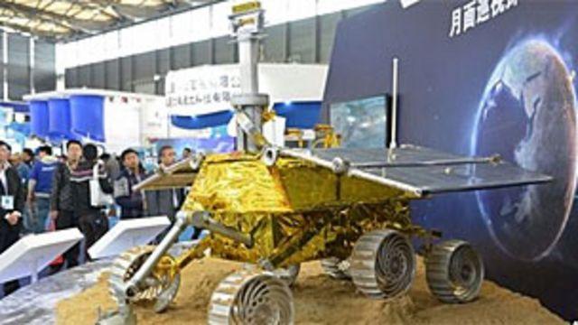 Nave espacial china llegará este sábado a la Luna
