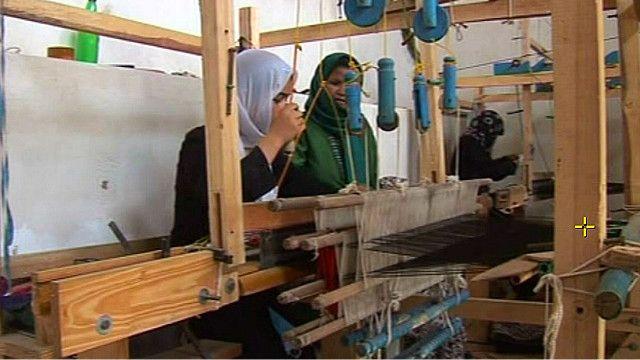 Афганський шовк