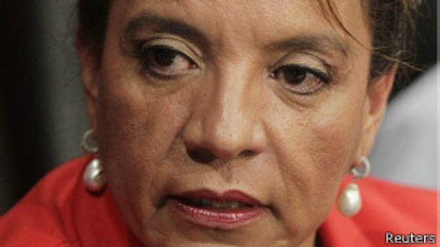 Honduras: Xiomara Castro no acata los resultados de los comicios