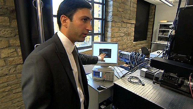 المخترع العراقي حسام مكي محمد صالح