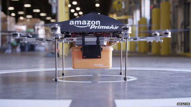 Reparto a domicilio con drones: ¿ficción o realidad?