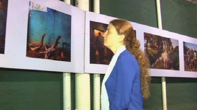 """معرض """"حكاوي النيل"""" في السودان"""
