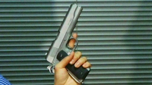 المسدس