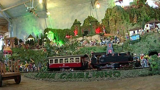 O presépio de São Paio de Oleiros (BBC)