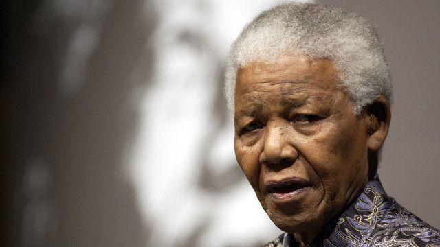 Нельсон Мандела, умер Мандела