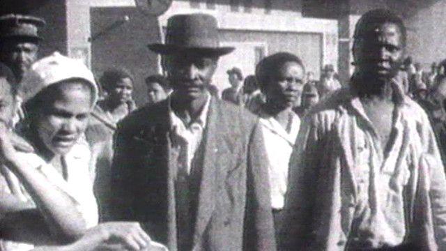 Южная Африка: годы апартеида