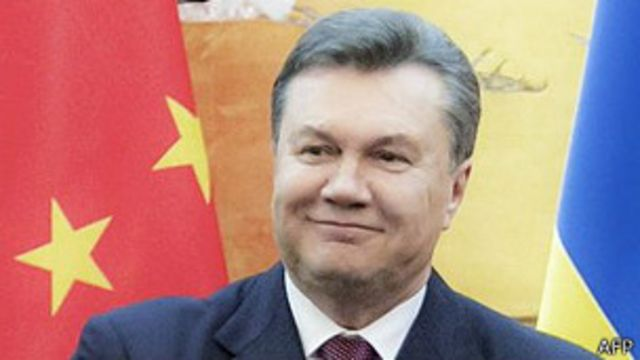 Putin y Yanukovic discuten alianza estratégica pese a protestas en Ucrania