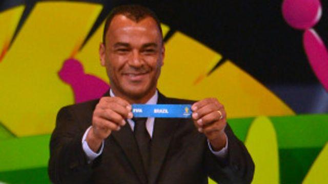 Así quedaron los grupos para el Mundial Brasil 2014