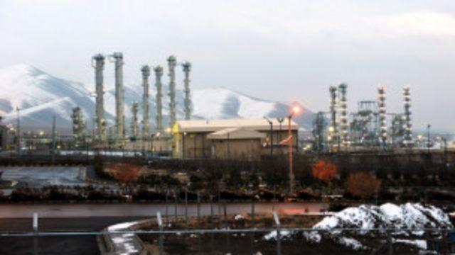 خبراء الأمم المتحدة يفتشون مفاعل أراك النووي في إيران