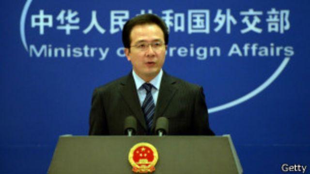 中国驳斥美国提出释放刘晓波的要求