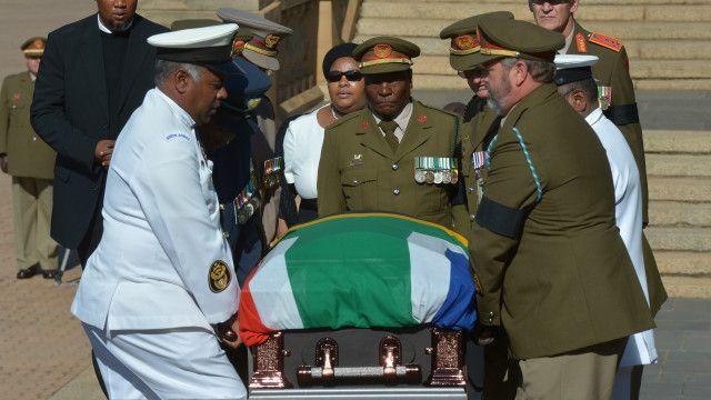Gawar Marigayi Mandela
