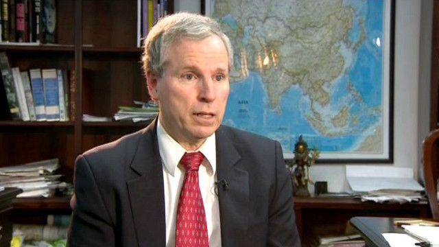 السفير الأمريكي لدى سوريا روبرت فورد