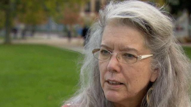 والدة احد ضحايا تفجير طائرة لوكربي