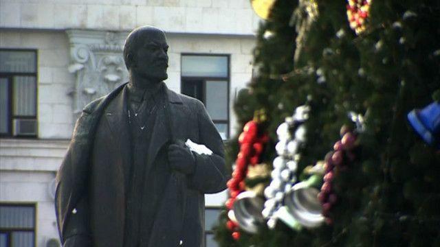 Ленін у Луганську
