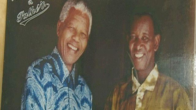 باثي أو الخياط الخاص بمانديلا