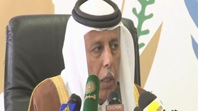 أحمد بن عبد الله آل محمود وزير الدولة القطري