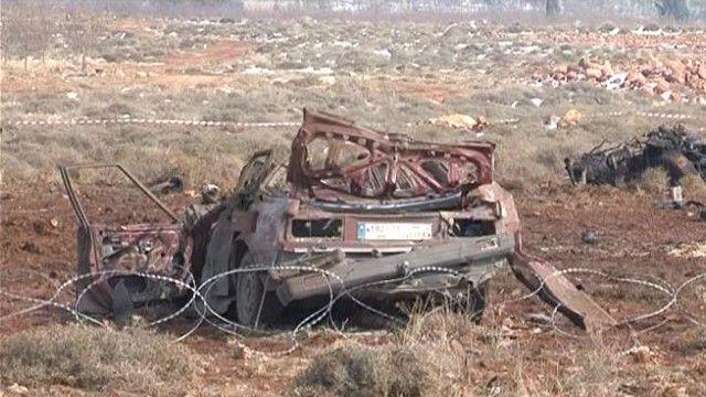 انفجار سيارة مفخخة قرب موقع لحزب الله