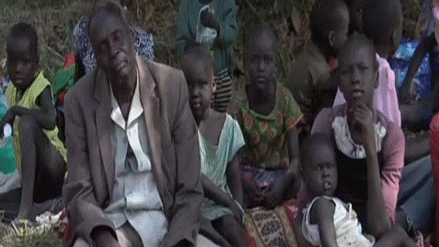 مواطنون في جوبا فروا من منازلهم بسبب الاشتباكات