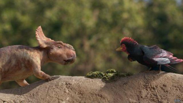 """""""Прогулки с динозаврами"""" выходят в 3D"""