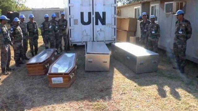 قوات حفظ السلام في جنوب السودان