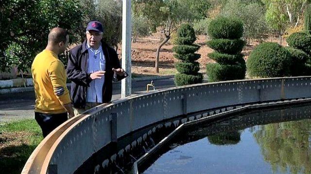 مشروع أردني لتحويل مياه الصرف إلى مياه صالحة للري