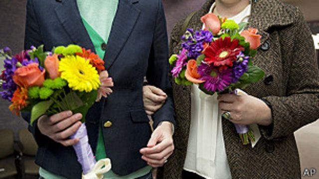 Kentucky deberá respetar matrimonios gays realizados en otros estados