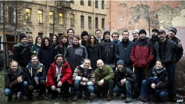 السلطات الروسية تسقط التهم الموجهة ضد ناشطي السلام الأخضر