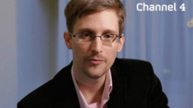 斯諾登發表聖誕致詞呼籲結束大規模監控