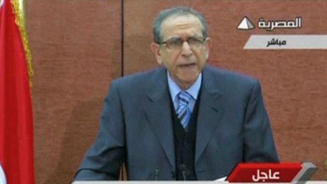 حسام عيسى نائب رئيس الوزراء المصري