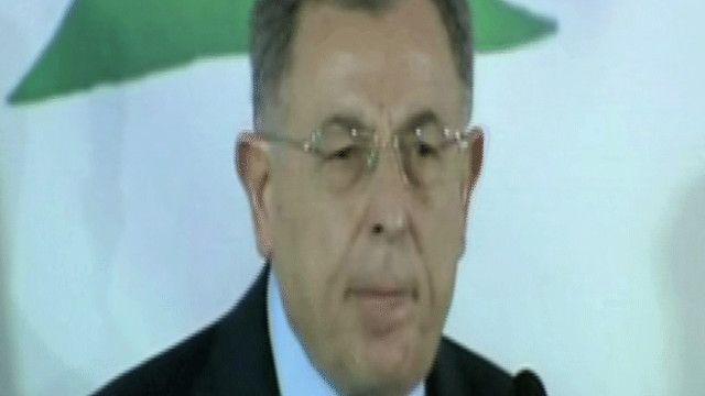 فؤاد السنيورة رئيس كتلة تيار المستقبل البرلمانيّة