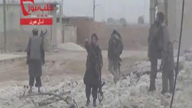 مقاتلون من تنظيم دولة الإسلام في العراق والشام